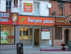 Herpes Pizza