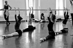 Warming up is mandatory before any kind of practice/rehearsal/recital/performance what have you.  So is perfect posture!