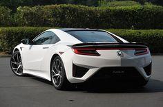 Acura新型 NSX