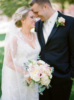 Library wedding ~ Laura Ivanova Photography via Wedding Sparrow