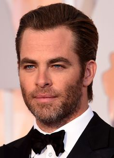 Chris Pine Photos - Arrivals at the 87th Annual Academy Awards