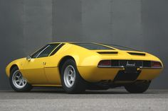 Old Sports Cars, Exotic Sports Cars, Classic Sports Cars, Exotic Cars, Sport Cars, Classic Cars, Ford Gt, Lamborghini, Maserati
