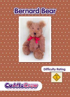 FREE Teddy Bear Pattern and Tutorial