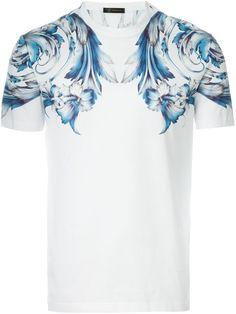 Versace 'Water Barocco' printed T-shirt