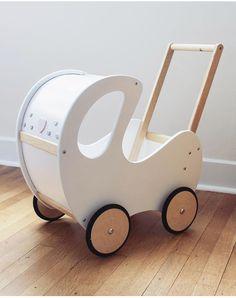 Buy Baby Unicorn Wooden Toys and Furniture - BabyUniqueCorn Pram Toys, Dolls Prams, Baby Unicorn, Wooden Dolls, Wood Toys, Handmade Wooden, Barbie, Natural Wood, Nursery Decor