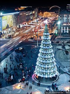 Christmas in Kyiv - Ukraine                                                                                                                                                                                 More