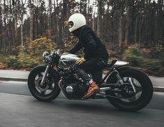 1983 Honda CB750 K(Z) by Hookie Co | Honda Motorcycle | Motorcylces | Honda | classic | custom | chrome | ride | street | Schomp Honda