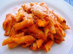 Asopaipas. Recetas de Cocina Casera                                                               .: Macarrones con Atún y Huevo Duro