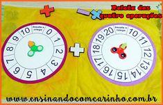 Maths Puzzles, Teacher Binder, Numeracy, Professor, Teaching Math, Baby Shower, Design, Emotions Activities, Fun Math Activities