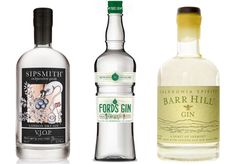 GAYOT's Top 10 Gins include a wide range of offerings from around the world