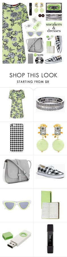 """""""""""Smokey"""" Robinson, Clint """"Black"""" & """"Green""""Day In The Same Playlist Makes Sense To Her"""" by sharee64 ❤ liked on Polyvore featuring Boohoo, Chico's, Marni, Gap, Madewell, Smoke x Mirrors, Scully and Fitbit"""