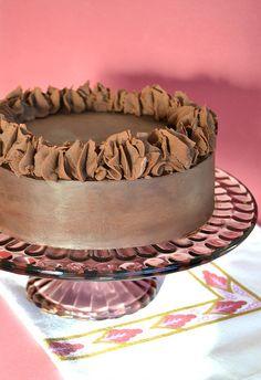 TARTA DE CHOCOLATE Y NARANJA SIN AZUCAR | COMO HE PUESTO LA COCINA!! | Bloglovin'