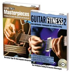 Guitar Fitness Masterpieces | Guitar Fitness 2, 39,90 €