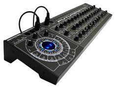 Future Retro XS semi modular synthesizer and Future Retro Orb!