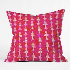 Hadley Hutton Boho Tribal 4 Throw Pillow | DENY Designs Home Accessories