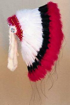 Native American Headdresses - Fully Assembled Headdresses