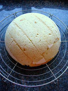 DOLCEmente SALATO: Pan di Spagna arricchito