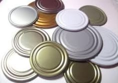 How to Make Jewelry or Decorations Out of Tin Can Lids - Snapguide