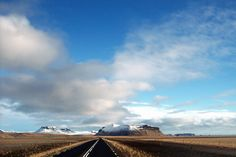 Iceland in October
