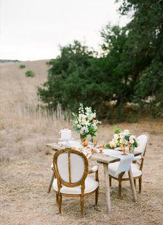 table romantic