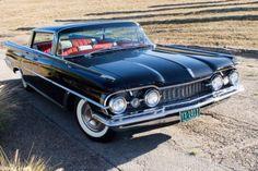 Unrestored: 12K Mile 1959 Oldsmobile Ninety Eight Holiday Sport Sedan