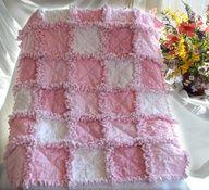 rag baby quilt