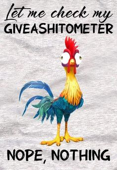 Funny Cartoons, Funny Jokes, Hilarious, Chicken Humor, Funny Chicken, Twisted Humor, Sarcastic Quotes, Work Humor, Animal Quotes