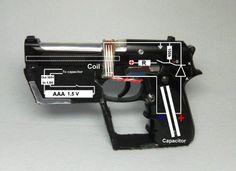 Electromagnetic Coil Gun