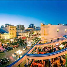California Restaurants, Media Campaign, Rooftop, San Diego, Weather, Romantic, Content, Meals, Facebook