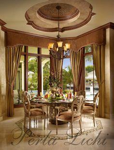 Residential Interior Design - Perla Lichi International
