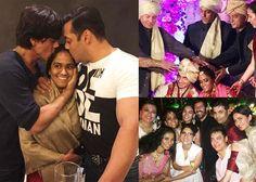Celebrities 'No Show' at Salman Khan's sister Arpita's wedding
