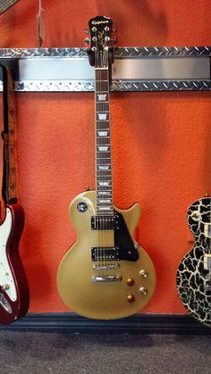Joe Bonamassa Epiphone Gibson Les Paul - Gold Top