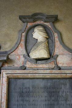 File:7467 - Milano - S. Maria d. Grazie, Chiostro - Lapide a Ludovico M.Sforza (1670) - Foto G. Dall'Orto, 6-Mar-2008.jpg