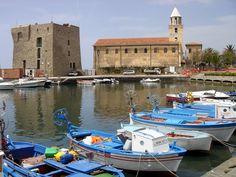 Il porto di Acciaroli