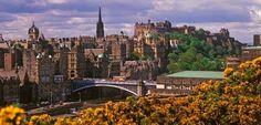 Edinburgh eine Stadt mit Verborgene Schätzen
