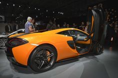 McLaren 570S Coupe Pricing Announced