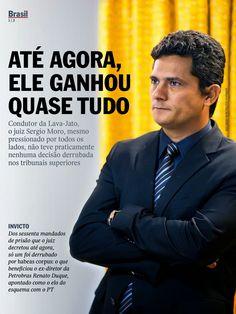 Claudio Dantas Sequeira  IstoÉ   Dono de estilo reservado e hábitos simples, o juiz da vara federal de Curitiba entrou para a história d...