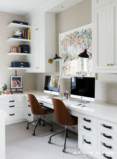two person desk design ideas and solutions for you | desks, loft