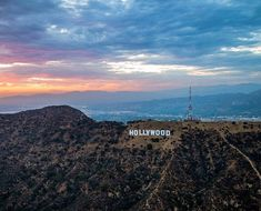 Morning Hollywood by @copterpilotla by CaliforniaFeelings.com california cali LA CA SF SanDiego