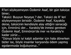 Özdemir Asaf üzerine..