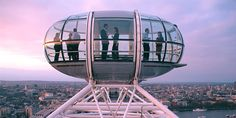 London Eye What more can we say except do it