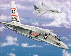 North American RA-5C Vigilante (Don Greer)