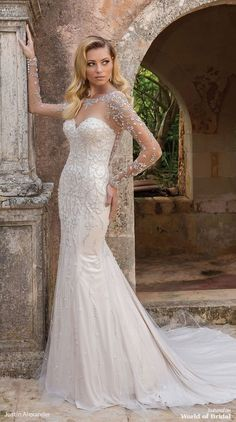 Find your dream wedding dress at Charlotte's Weddings with collections curated from top designers Justin Alexander, Allure Bridals, and Private Collections Amazing Wedding Dress, Elegant Wedding Dress, Dream Wedding Dresses, Designer Wedding Dresses, Bridal Dresses, Wedding Gowns, Bridesmaid Dresses, Justin Alexander Bridal, Wedding Gown Gallery