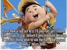 A little girls wish