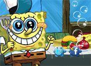 Fruit Spongebob