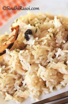Tairi|Sindhi Sweet Rice For Chetichand | Sindhi Rasoi |Sindhi Recipes