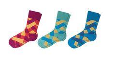 MONOQI | Picnic Socks - 3 Pairs