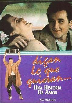 Digan lo que quieran online latino 1989 - Comedia romántica