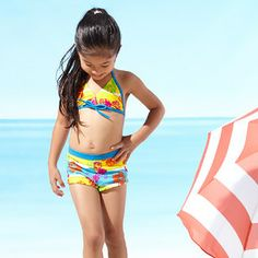 A Day at the Beach: Kids' Apparel