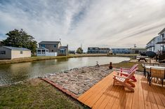 Salty air breezes and the sweet serenity of pond-front living await you at The Pearl at Grand Bay. Chincoteague Island Rentals, Townhouse, Seaside, Serenity, Pond, Vacation, Pearls, Sweet, Candy